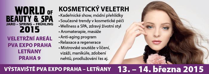 kosmetický veletrh WofBaS 2015