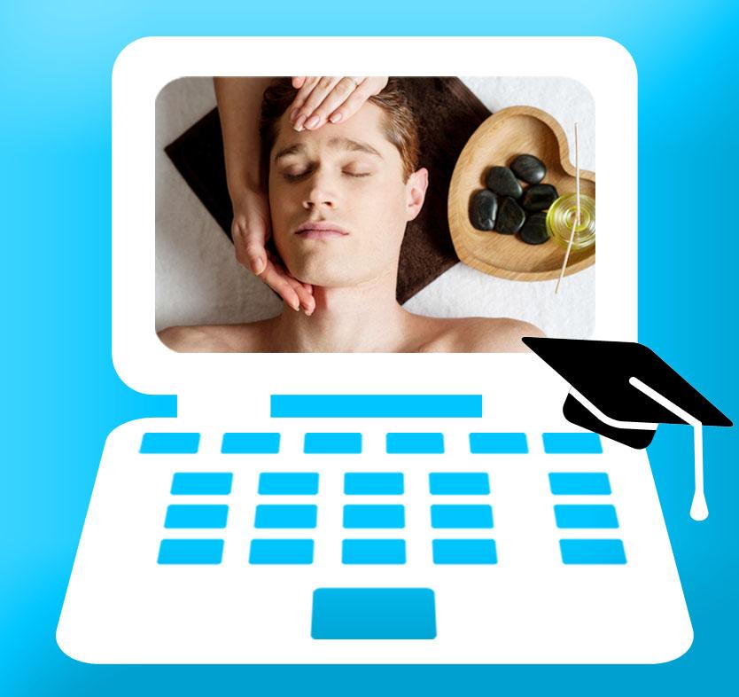 hot stones masáž obličeje a dekoltu online kurz