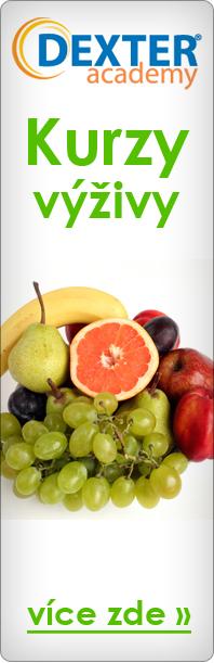 výživové kurzy - kurz rekvalifikační poradce pro výživu