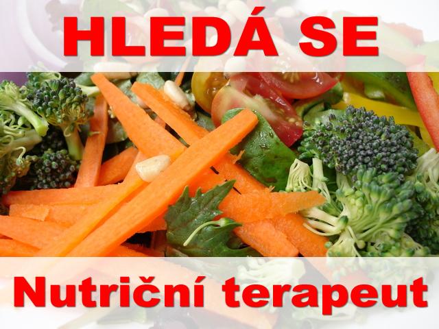 Dexter academy hledá nutričního terapeuta